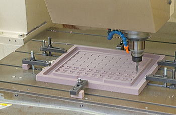 Vacuum-molded products