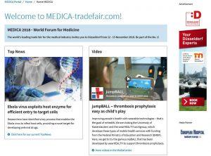 ドイツデュッセルドルフで開催された国際医療機器見本市「MEDICA 2017」に出展しました。