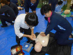 交通安全講習会及び救急講習会の開催報告